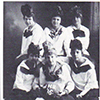 Girls Basketball team 1915-16.